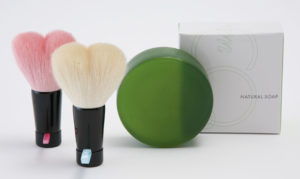 洗顔ブラシ(P/W)石鹸-1